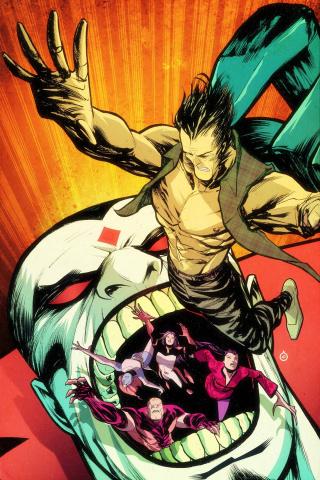 Wolverines #18
