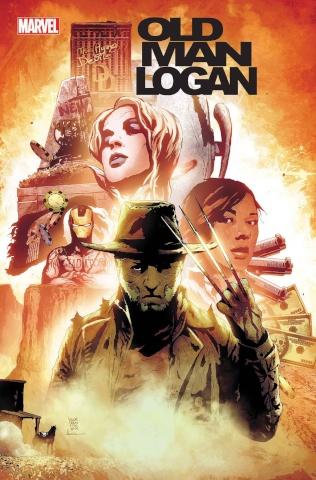 Wolverine: Old Man Logan #1 (True Believers)