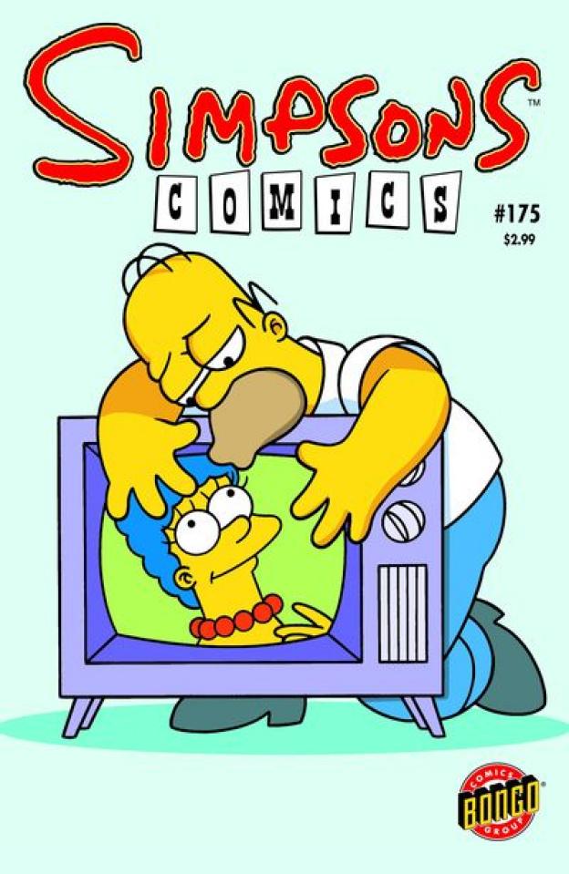 Simpsons Comics #175
