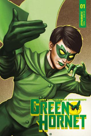 Green Hornet #1 (Choi Cover)