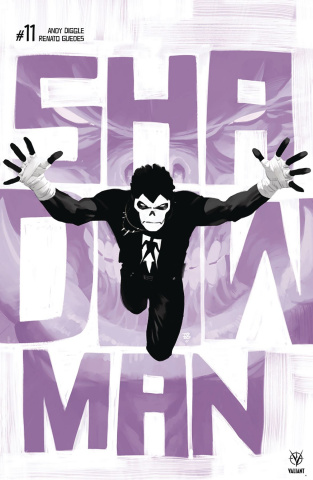 Shadowman #11 (Zonjic Cover)