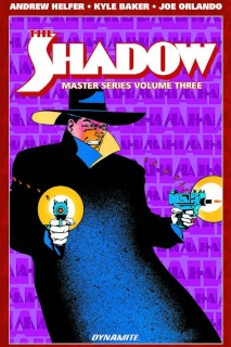 The Shadow Vol. 3 (Master Series)