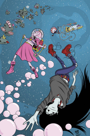 Adventure Time: Marceline Gone Adrift #2 (Subscription Gorham Cover)