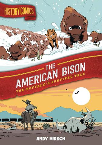 History Comics: The American Bison