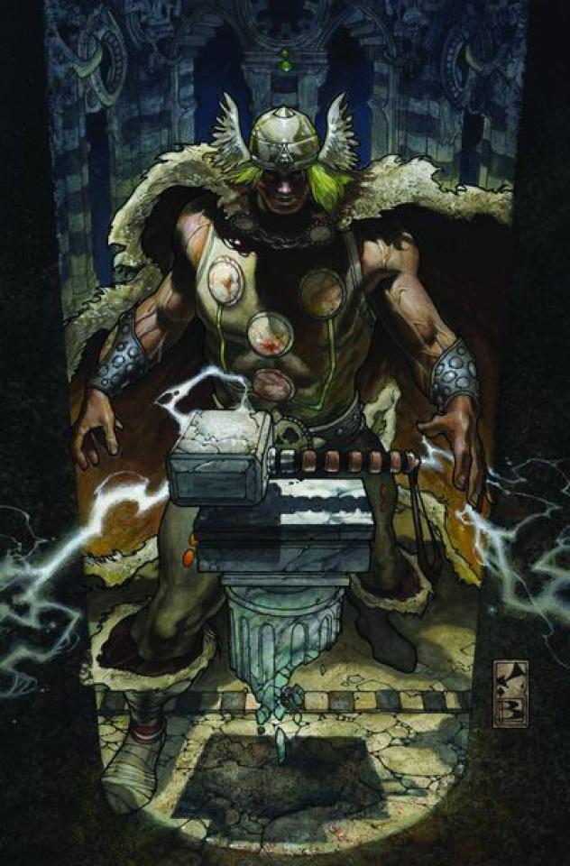 Thor: For Asgard #6