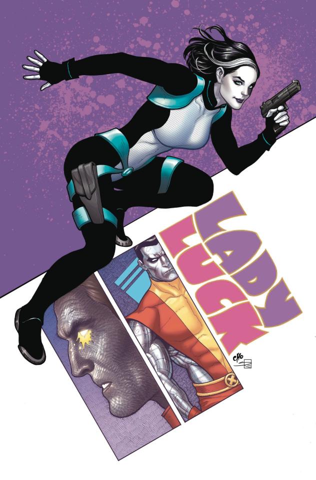 Domino Annual #1 (Cho Cover)