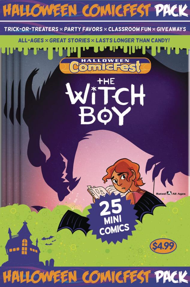 The Witch Boy (HCF 2017)