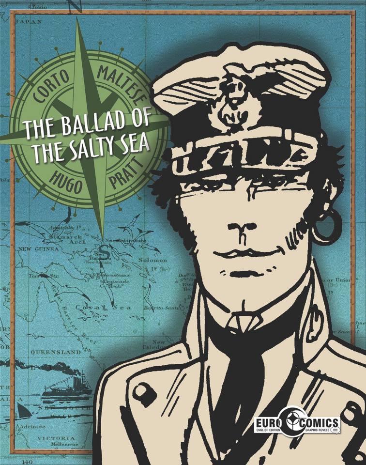 Corto Maltese: The Ballad of the Salty Sea
