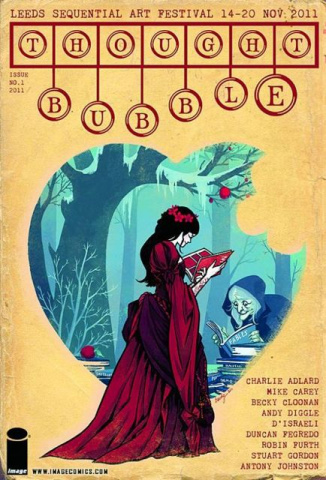 Thought Bubble Anthology #1: 2011