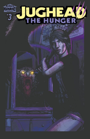 Jughead: The Hunger #3 (T.Rex Cover)