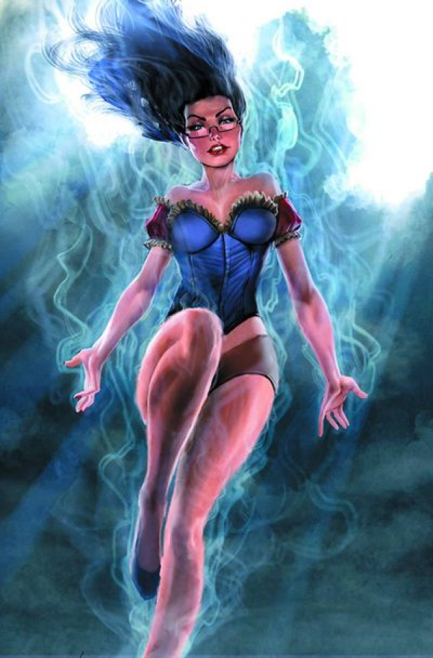Grimm Fairy Tales #74 (Sejic Cover)