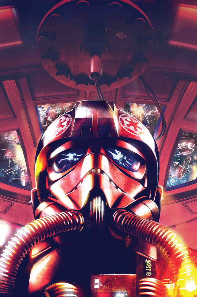 Star Wars: TIE Fighter #1