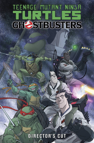 Teenage Mutant Ninja Turtles / Ghostbusters Director's Cut
