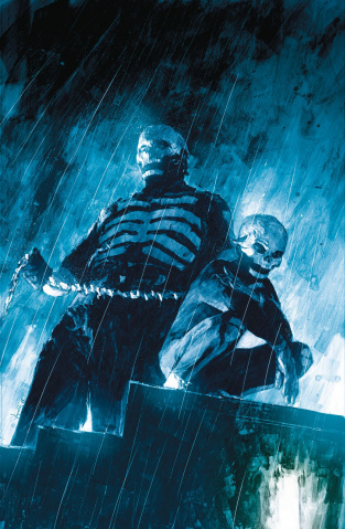 Skulldigger + Skeleton Boy #3 (Reynolds Cover)