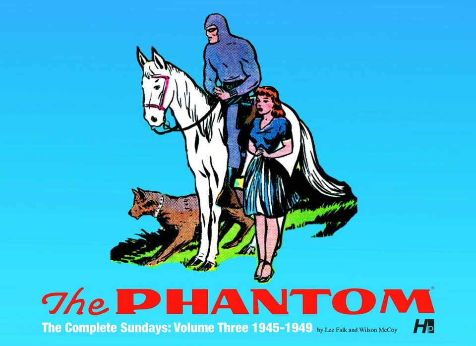 The Phantom: The Complete Sundays Vol. 3 1945-1949