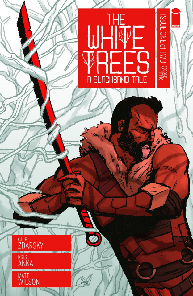 The White Trees #1 (2nd Printing)