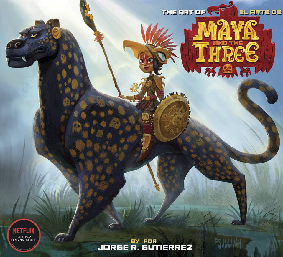 The Art of Maya and the Three