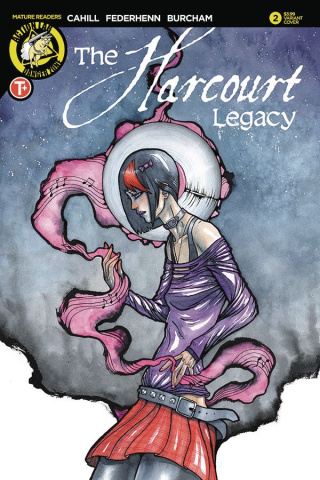 The Harcourt Legacy #2 (Vrosh Cover)