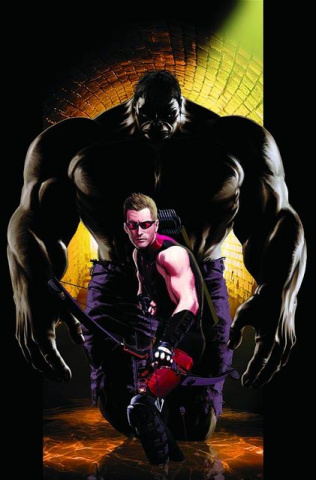Ultimate Comics Hawkeye #3