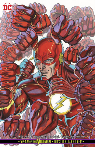 The Flash #83 (Variant Cover)