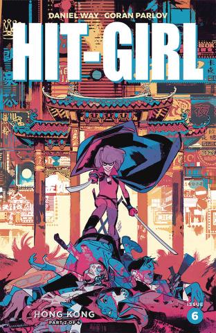 Hit-Girl, Season Two #6 (Cavenago Cover)