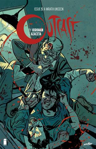 Outcast #5 (2nd Printing)