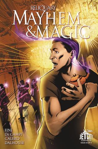 Mayhem & Magic #3