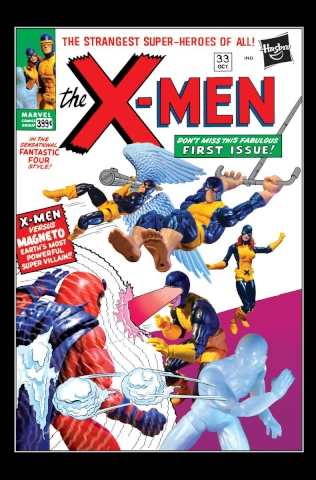 All-New X-Men #33 (Hasbro Cover)