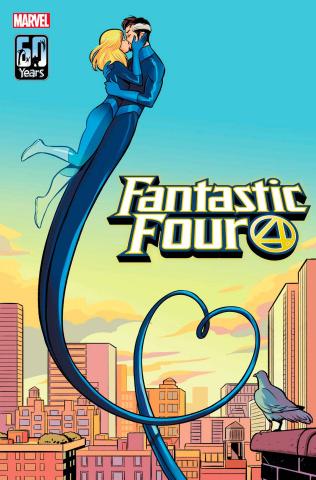 Fantastic Four #38 (Bustos Stormbreaker Cover)