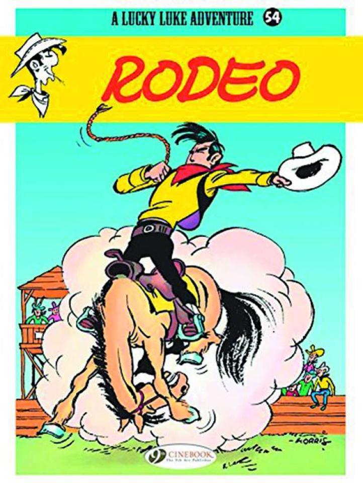 Lucky Luke Vol. 54: Rodeo