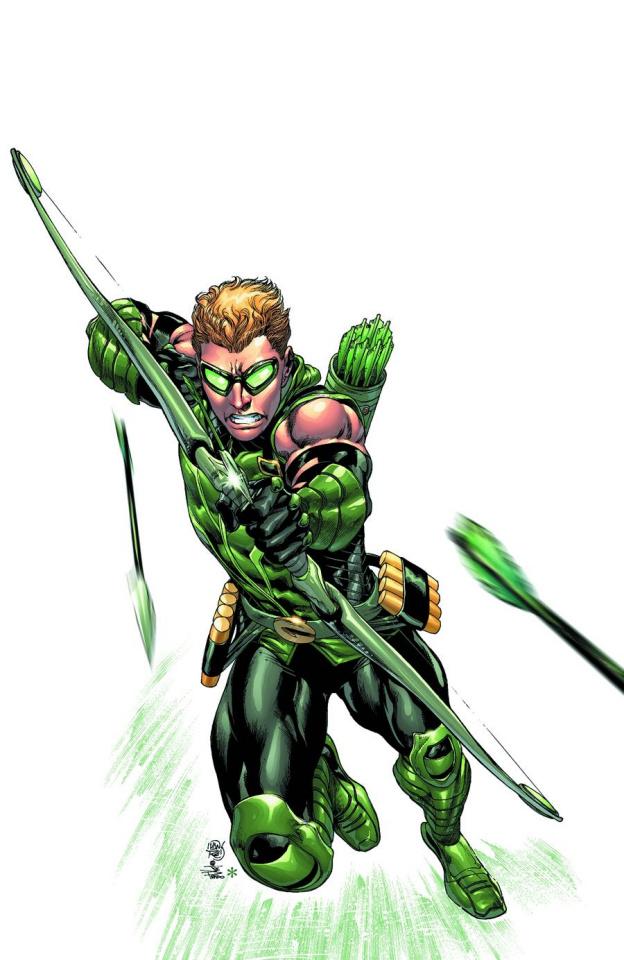 Green Arrow Vol. 3: Harrow