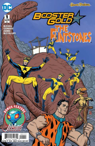 Booster Gold / The Flintstones Annual #1