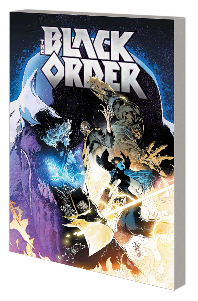 The Black Order: Warmasters of Thanos