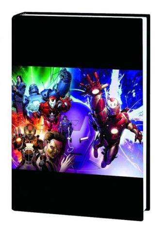 Invincible Iron Man Vol. 2