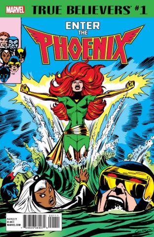 Enter the Phoenix #1 (True Believers)