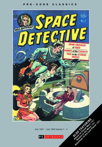 Space Detective Vol. 1