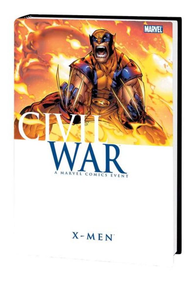 Civil War: X-Men Hardcover