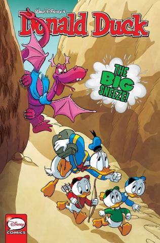 Donald Duck: The Big Sneeze!