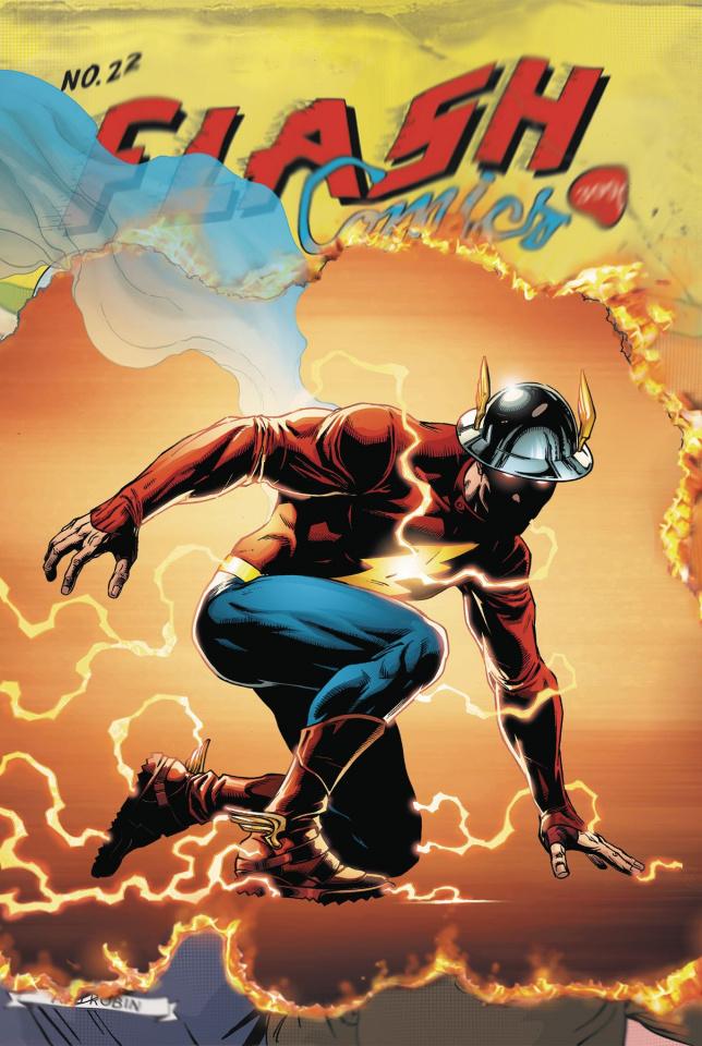 The Flash: Rebirth Book 2