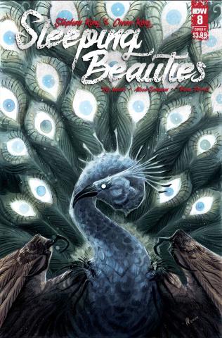 Sleeping Beauties #8 (Abigail Harding Cover)