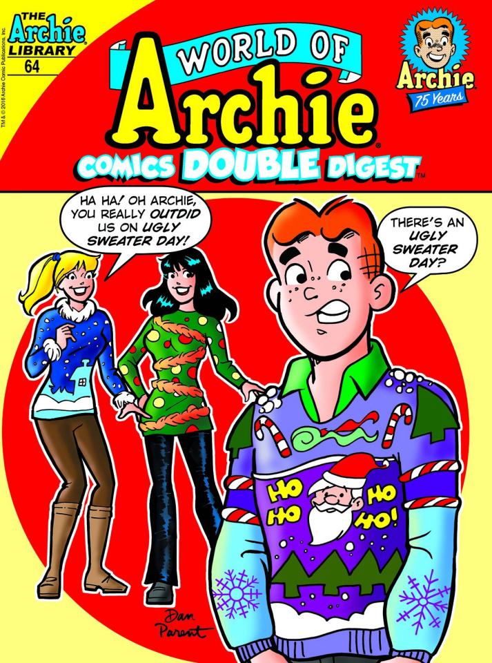 World of Archie Comics Double Digest #64