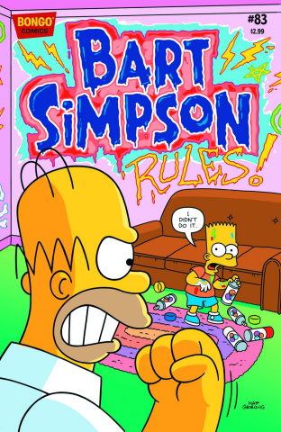 Bart Simpson Comics #83