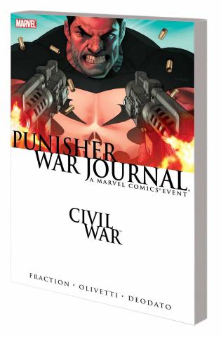 Civil War: Punisher War Journal