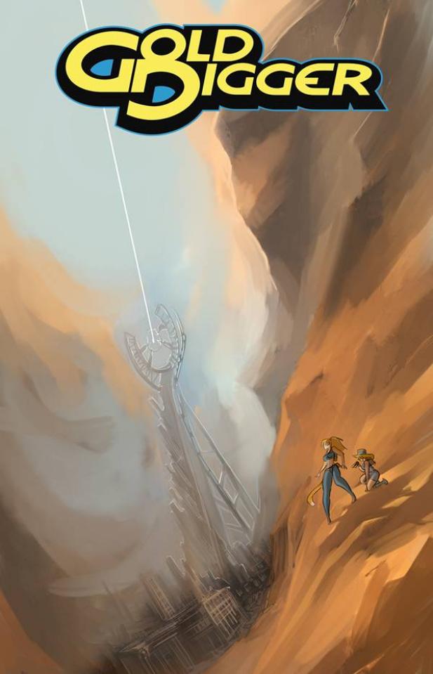 Gold Digger #231