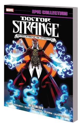 Doctor Strange: Afterlife (Epic Collection)