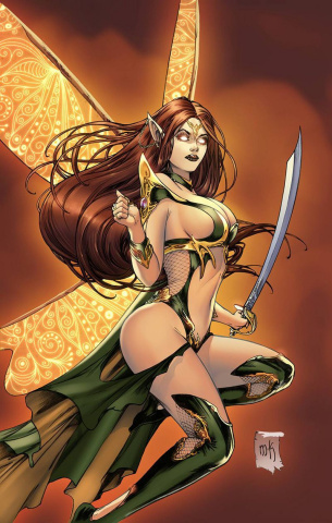 Grimm Fairy Tales: Neverland - Age of Darkness