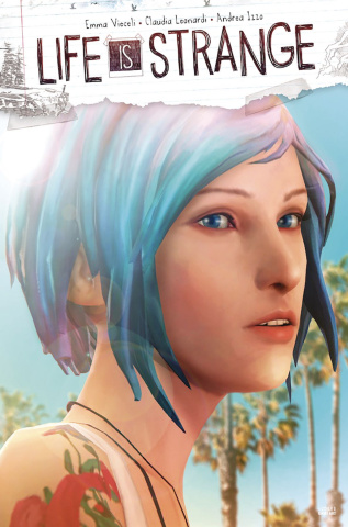 Life is Strange #6 (Game Art Cover)