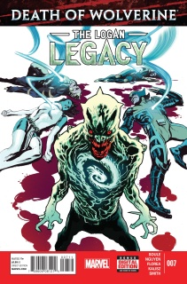 Death of Wolverine: The Logan Legacy #7