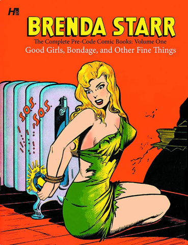 Brenda Starr: The Complete Pre-Code Comic Books Vol. 1