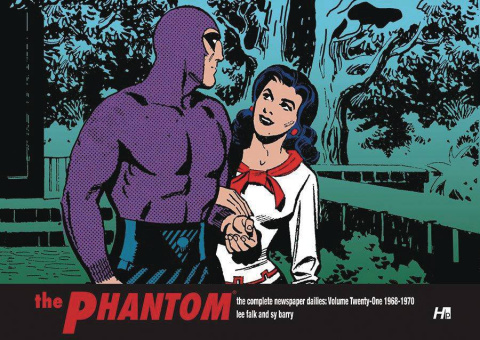 The Phantom: The Complete Newspaper Dailies Vol. 21: 1968-1970